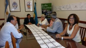 CBS partners with municipal authorities of the district of Luján